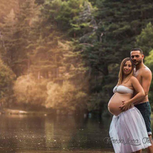 Embarazo de Patri + Luis