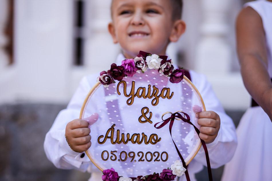 Boda Yaiza  y  Alvaro