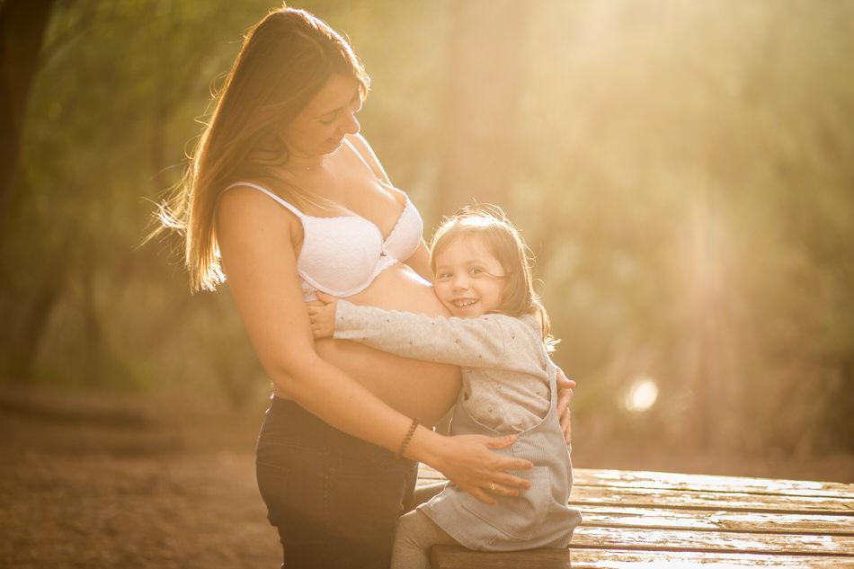 Embarazo Bea + Emi y Gala
